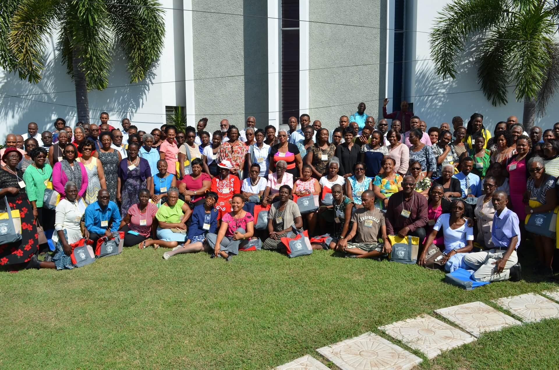 Jamaica Baptist Union