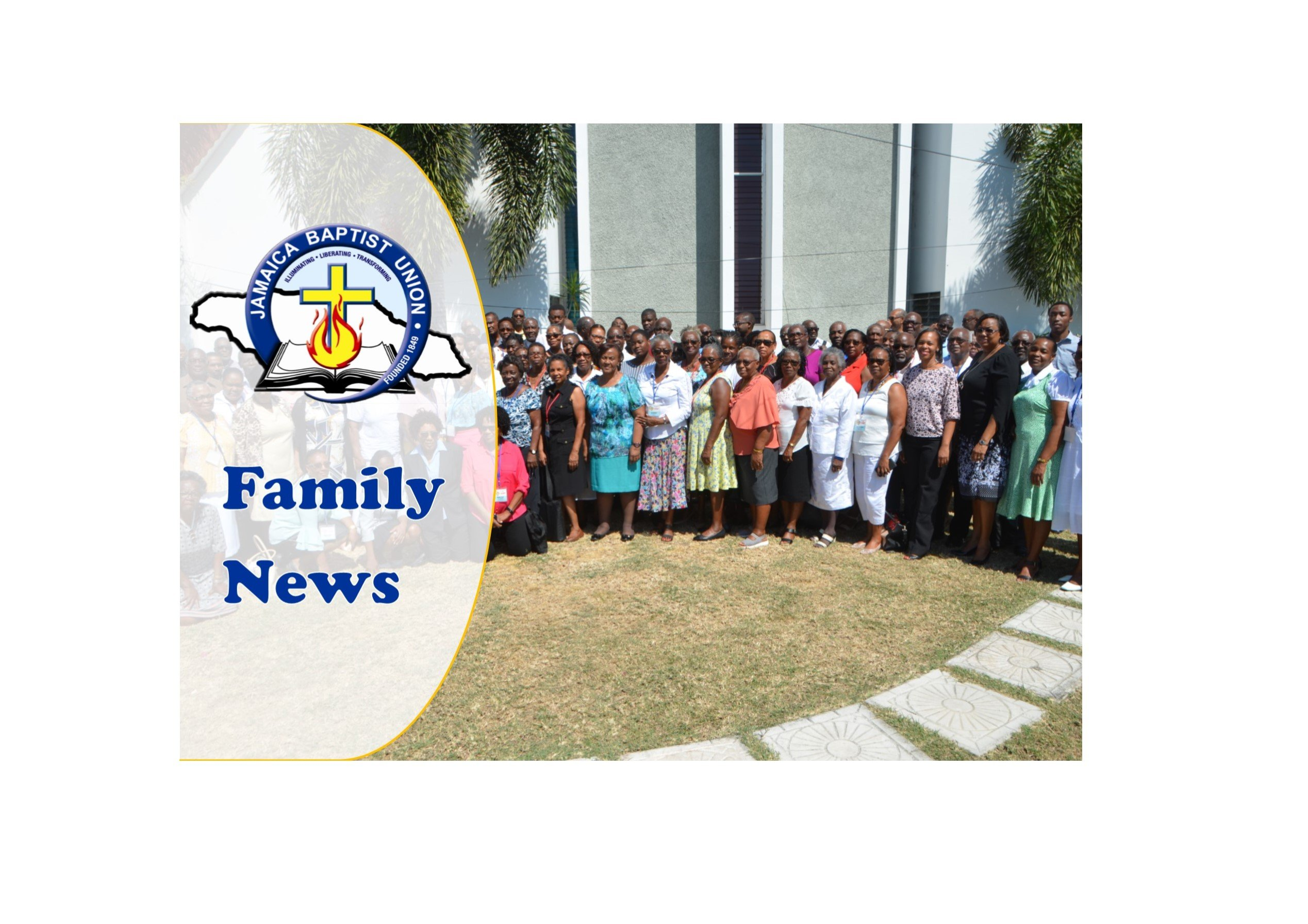 Family News – Congratulations