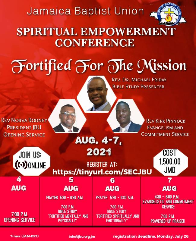 Spiritual Empowerment Conference
