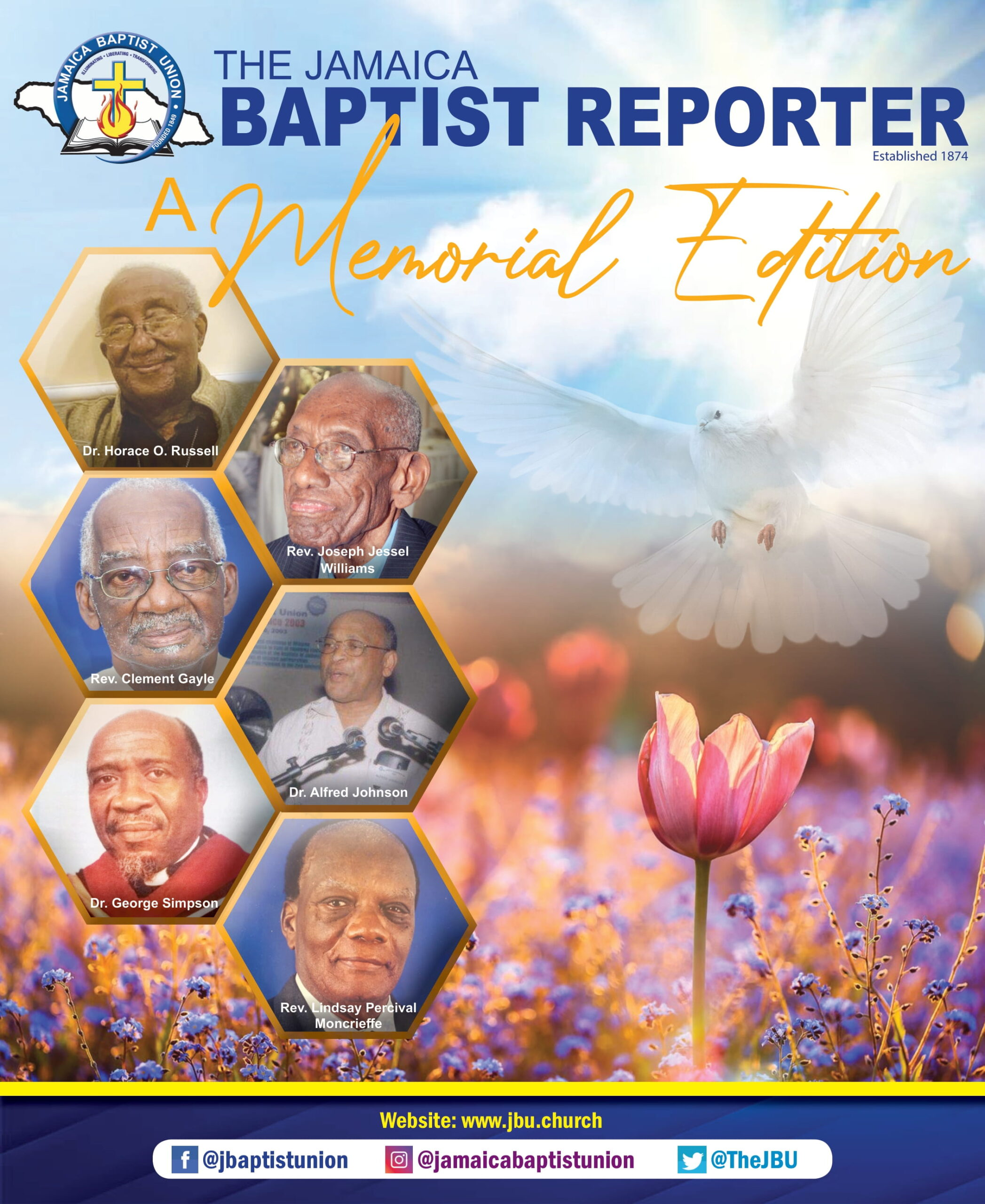 Read more about the article JBU Baptist Reporter: Special Memorial Edition