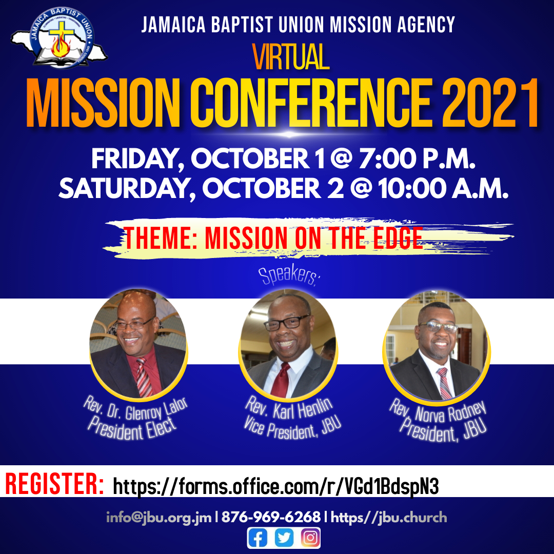You are currently viewing Virtual Mission Conference 2021